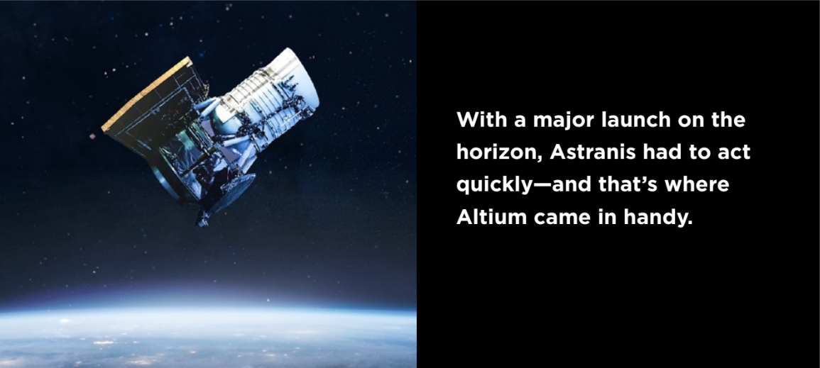 From Idea to Orbit with Altium, TE Connectivity, and Astranis