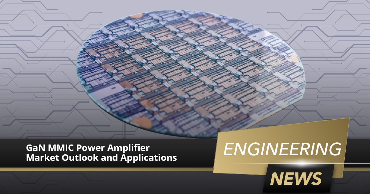 GaN MMIC Power Amplifier Market Outlook and Applications