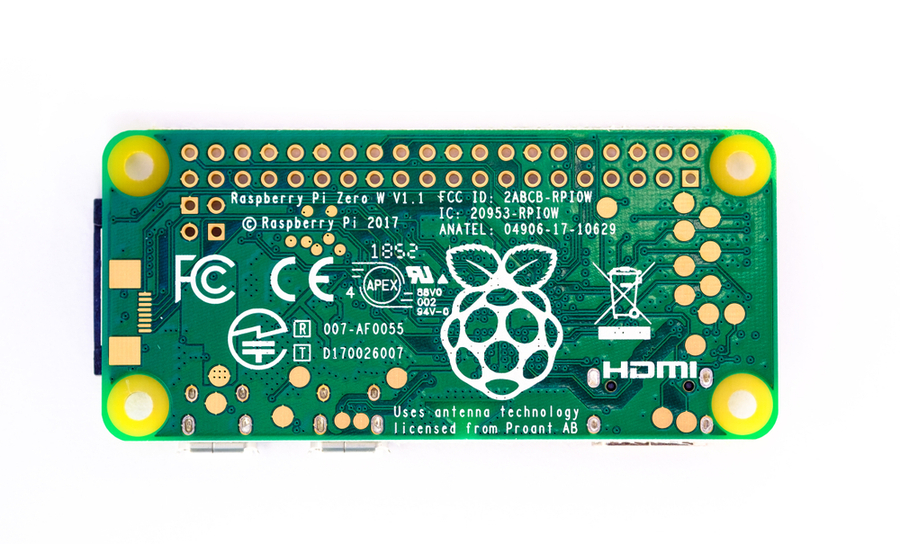 Production Grade Battery Modules For Raspberry Pi Zero Gumstix Inc Geppetto