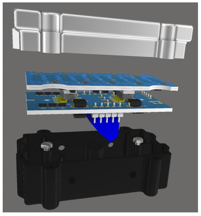 Multiboard-PCB Technologie
