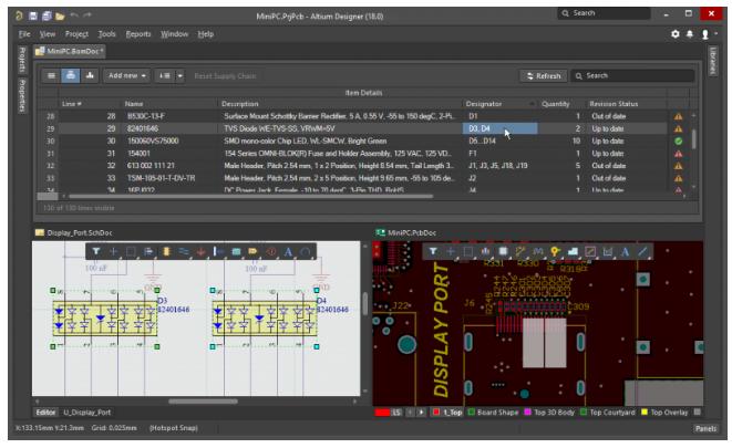 PCB Protel Designer