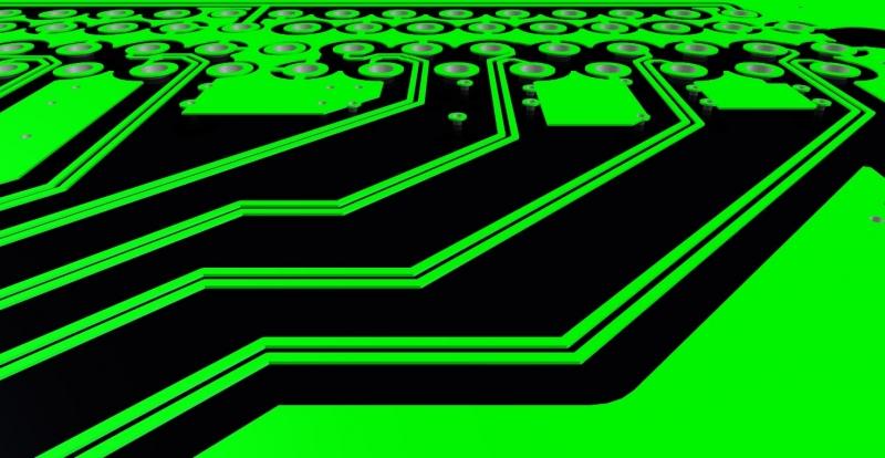 Screenshot of Altium Designer 3D diff pair routing and transmission lines