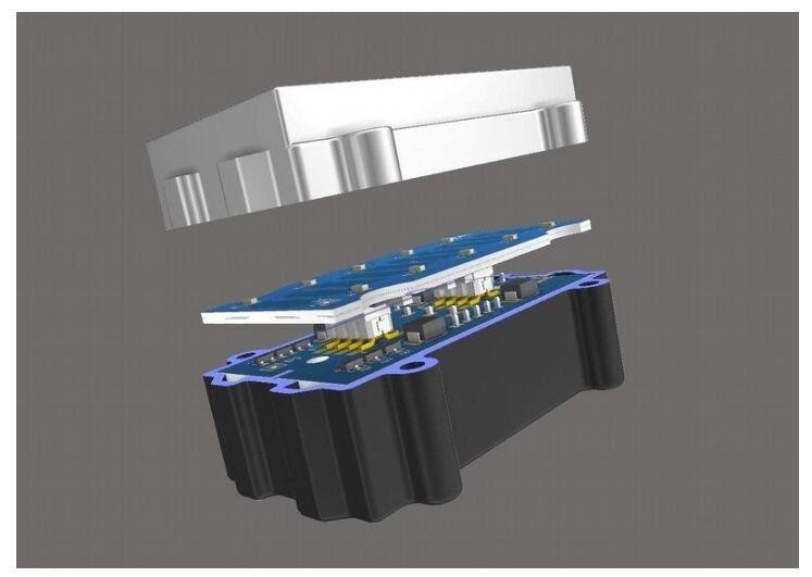 Software de enrutamiento de PCB