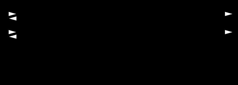 Figure 1 : Crosstalk PCB : Deux lignes de transmission côte à côte en interaction