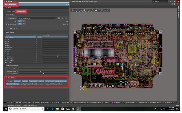 Software visor de Gerber para PCB