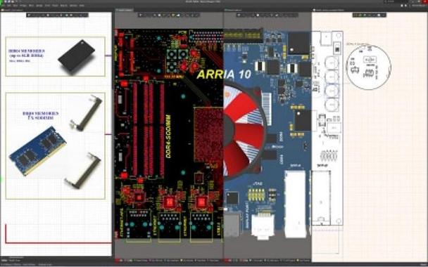 Le logiciel de CAO d'Altium vous permet de multiplier les tâches autant que vous le souhaitez, à l'inverse d'un logiciel de dessin de Grafcet gratuit