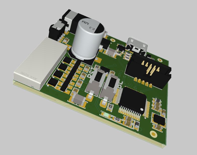 Metal core PCB Altium Designer
