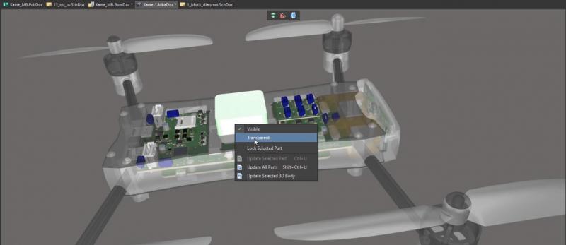 ECAD/MCAD collaboration for PCB design
