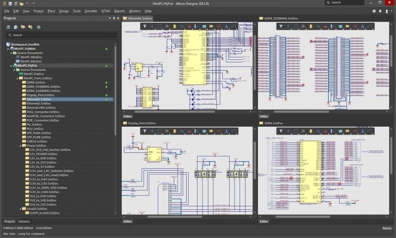 L'organizzazione degli schematici è fondamentale per progettare efficacemente circuiti stampati