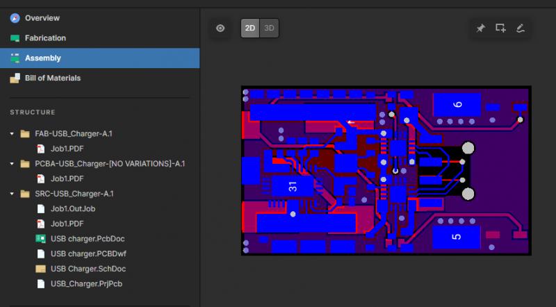 PCB aging test circuit board design data