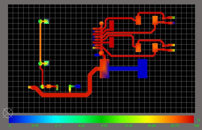 PDN DC power integrity simulation in Altium Designer