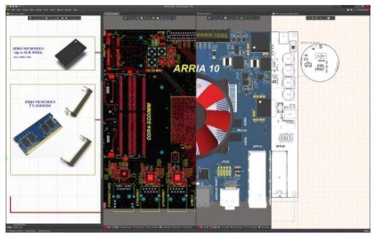 Fabricación de placas de circuito impreso perforadas