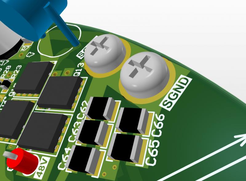 PCB mounts and vibration