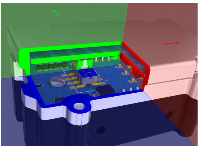 Multi-PCB-Designumgebung