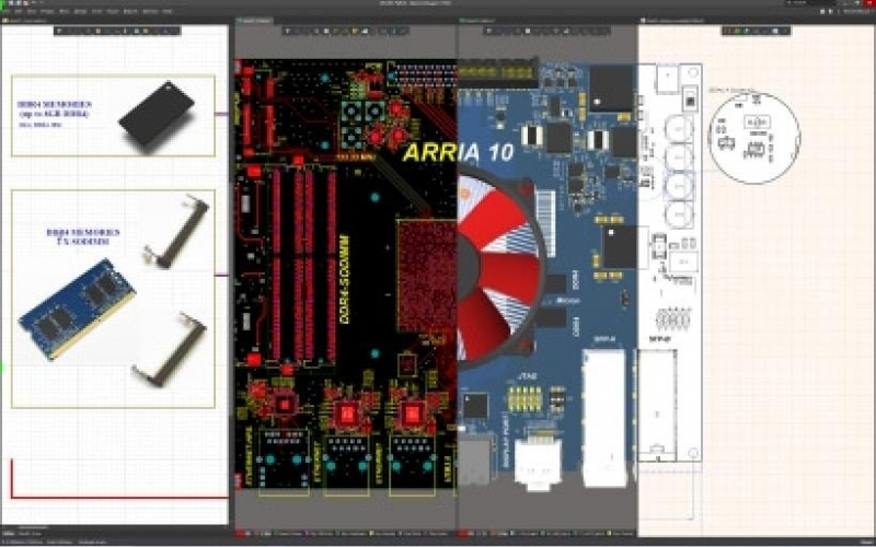Centralize your design and layout assets in Altium Designer