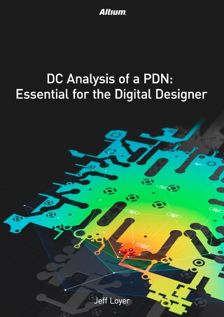 DC Analysis of a PDN: Essentials for the Digital Designer