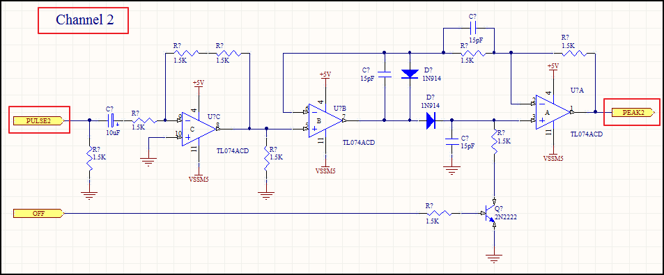 Screenshot in PCB design software of Replicating Existing Schematic capture