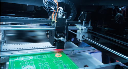 Automated PCB manufacturing