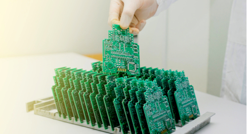 Separated PCBs