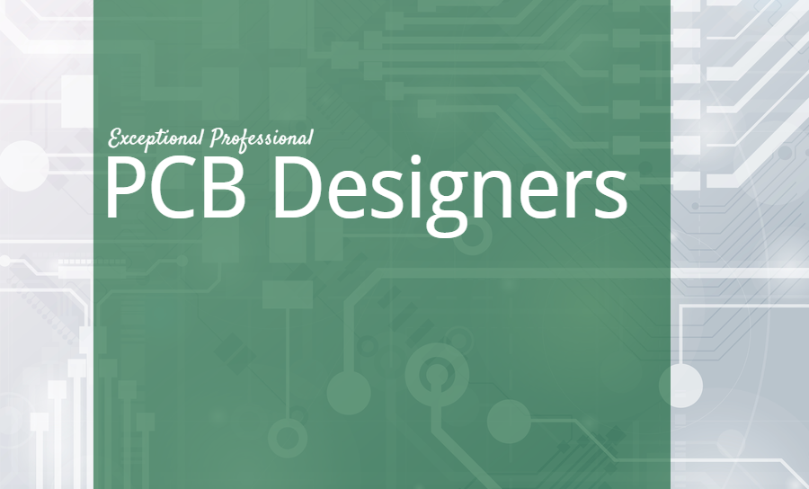 exceptional pcb designers title graphic