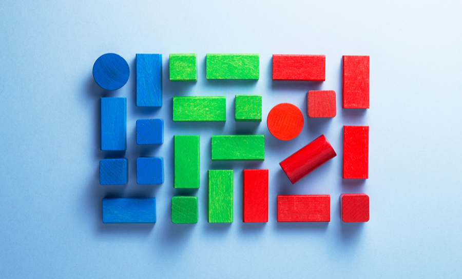 Organize your schematic design like building blocks