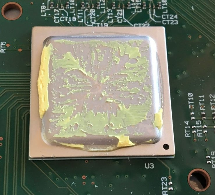 Epoxy thermal compound vs thermal pad