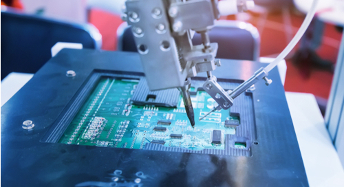 Automated assembly PCB manufacturing cost estimation