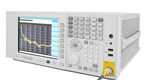 Phase noise measurement with a spectrum analyzer